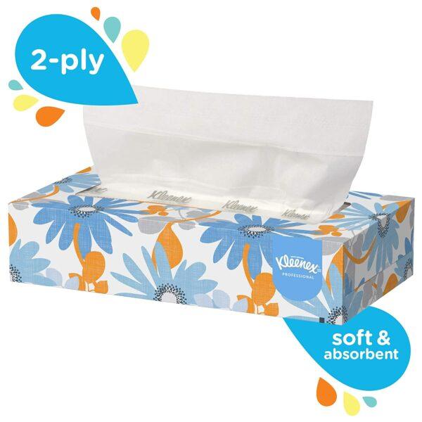 Kleenex Facial Tissue - Sebcare