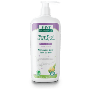 Aleva Naturals Sleep Easy® Hair & Body Wash