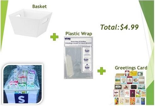 Custom Gift Basket Set - Sebcare