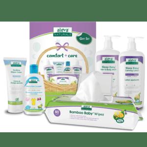 Aleva Naturals Comfort Care Gift Set - Sebcare
