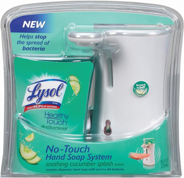 Lysol® Healthy Touch Soap System